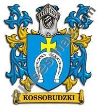Escudo del apellido Kossobudzki