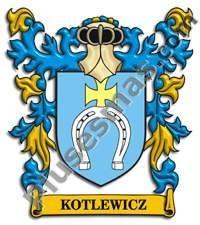Escudo del apellido Kotlewicz