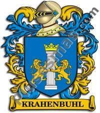 Escudo del apellido Krahenbuhl