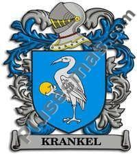 Escudo del apellido Krankel