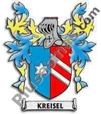 Escudo del apellido Kreisel