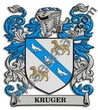 Escudo del apellido Kruger