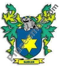 Escudo del apellido Kubler