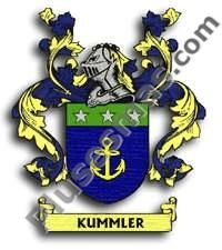 Escudo del apellido Kummler