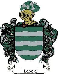 Escudo del apellido Labaja