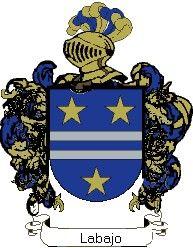 Escudo del apellido Labajo