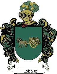 Escudo del apellido Labarta