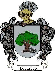 Escudo del apellido Labastida