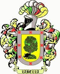 Escudo del apellido Labella