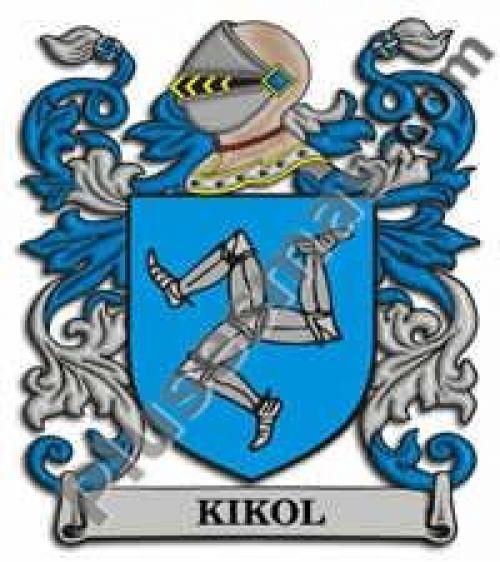 Escudo del apellido Kikol
