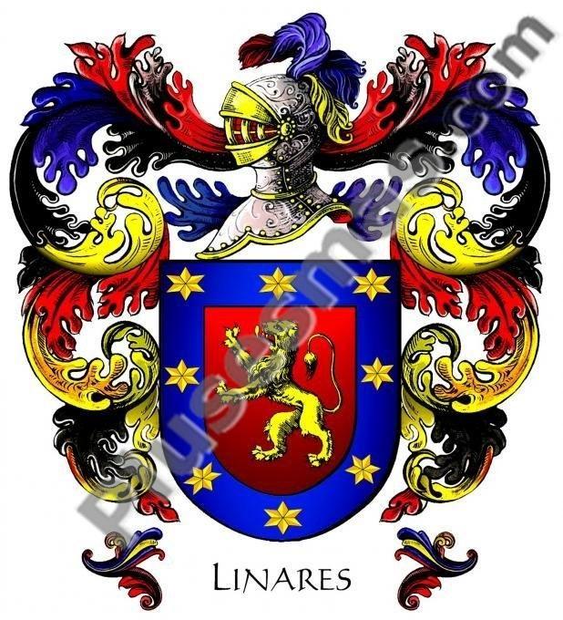 Escudo del apellido Linares
