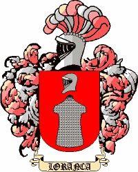 Escudo del apellido Loranca
