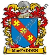 Escudo del apellido Macfadden