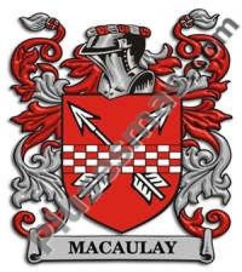 Escudo del apellido Macaulay