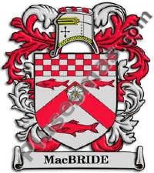 Escudo del apellido Macbride