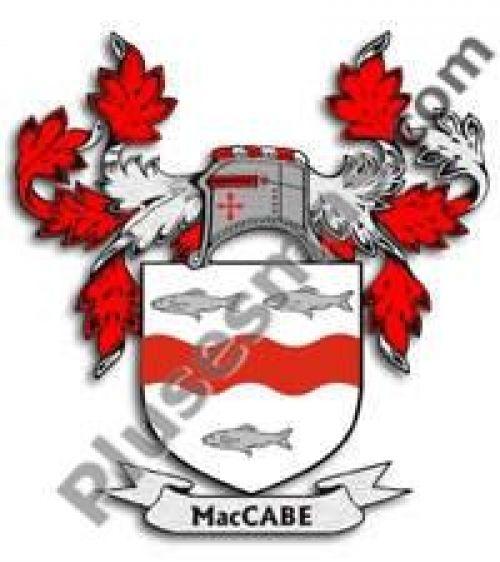 Escudo del apellido Maccabe