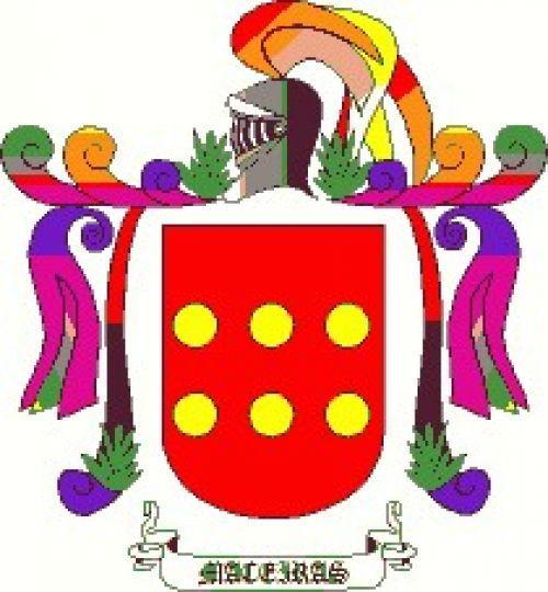 Escudo del apellido Maceiras