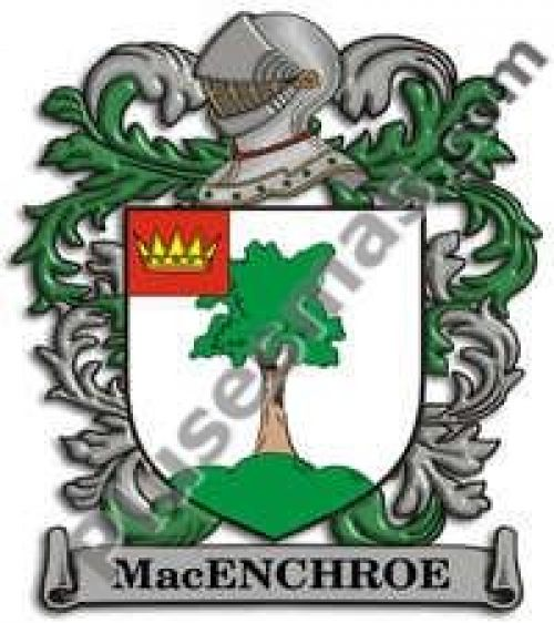 Escudo del apellido Macenchroe