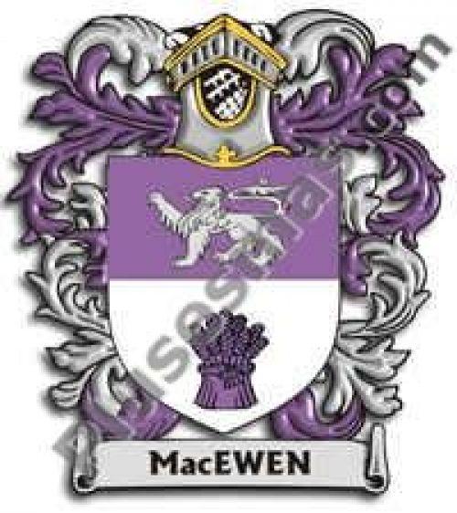 Escudo del apellido Macewen