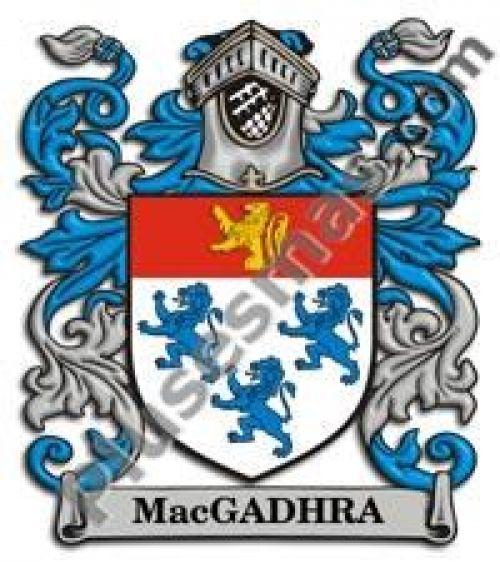 Escudo del apellido Macgadhra