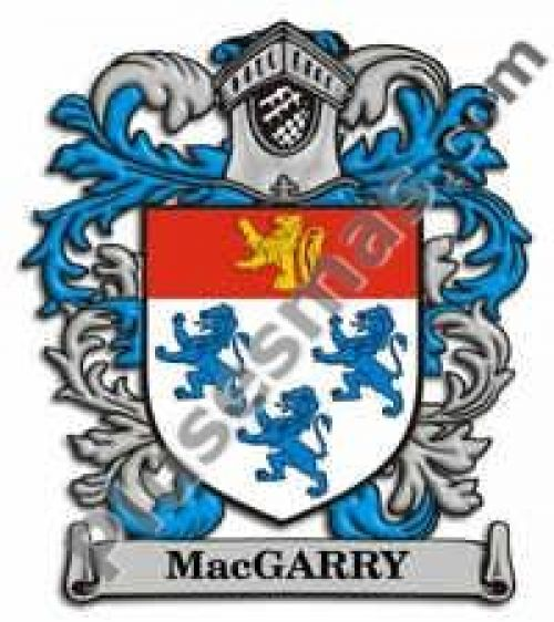 Escudo del apellido Macgarry