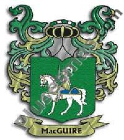 Escudo del apellido Macguire