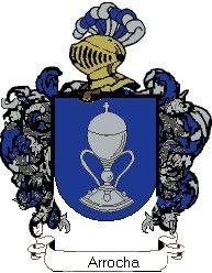 Escudo del apellido Arrocha