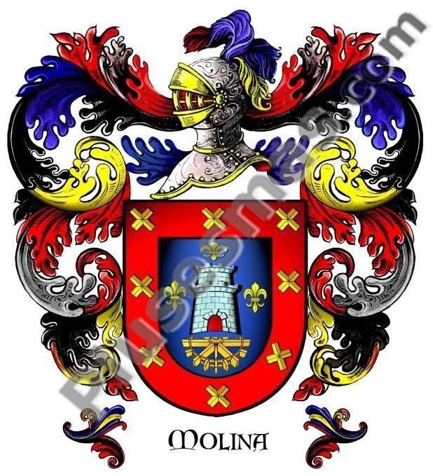Escudo del apellido Molina