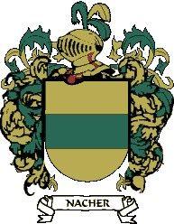 Escudo del apellido Nacher