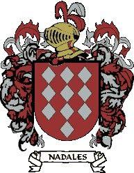 Escudo del apellido Nadales
