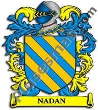 Escudo del apellido Nadan