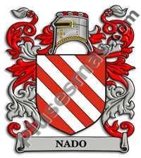 Escudo del apellido Nado