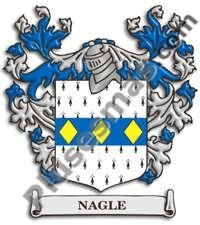 Escudo del apellido Nagle