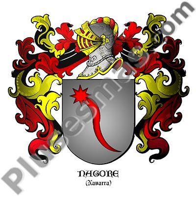Escudo del apellido Nagore