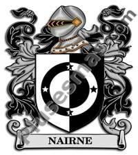 Escudo del apellido Nairne