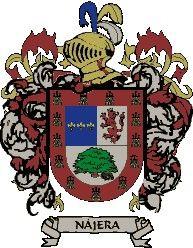 Escudo del apellido Nájera