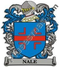 Escudo del apellido Nale