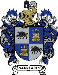 Escudo del apellido Nanclares