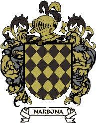 Escudo del apellido Narbona