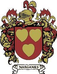 Escudo del apellido Narganes