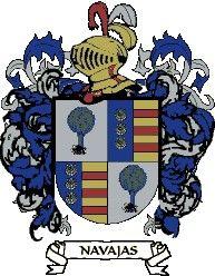 Escudo del apellido Navajas