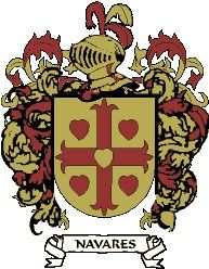 Escudo del apellido Navares