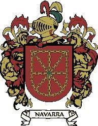 Escudo del apellido Navarra