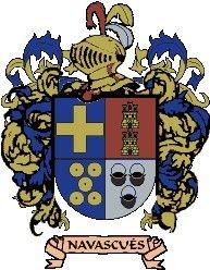 Escudo del apellido Navascues