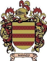 Escudo del apellido Navazo