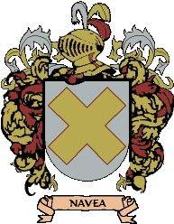 Escudo del apellido Navea