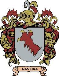 Escudo del apellido Naveira