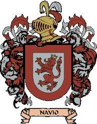 Escudo del apellido Navio