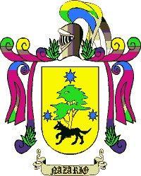 Escudo del apellido Nazario