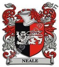 Escudo del apellido Neale